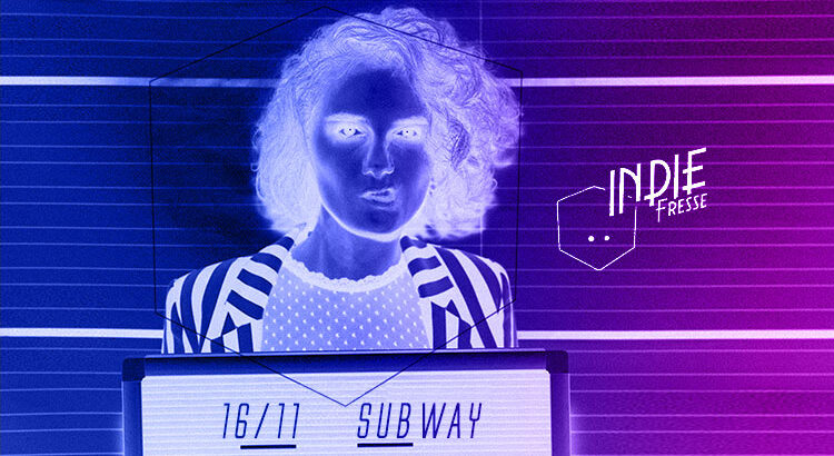 Indie Fresse Party Köln Club Subway 16.11.2019