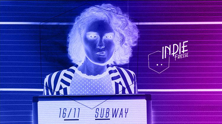 Indie Fresse Party Köln Club Subway 16.11.2019