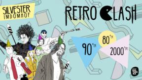 Retro-Clash-80er-90er-2000er-Silvesterparty-Köln-Klub-Domhof-31-12-2019