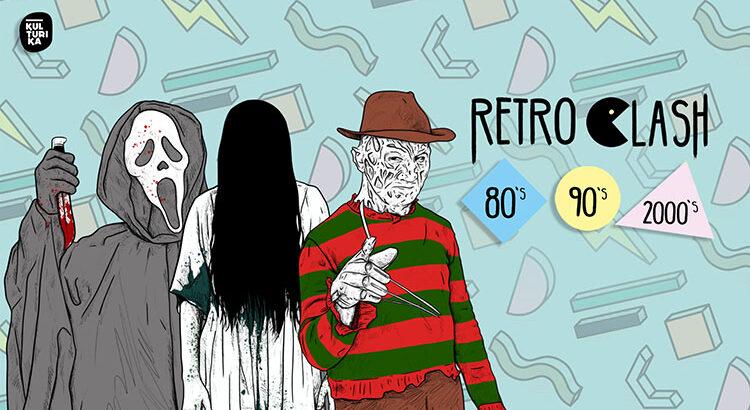 Retro Clash Halloween 80er 90er 2000er Party Köln Gloria Theater 31-10-2020