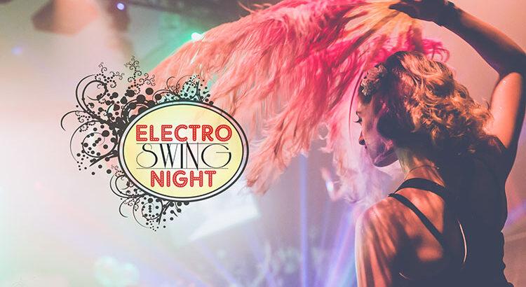 8 Jahre Electro Swing Night im Stadtgarten am 05.09.2020 in Kön