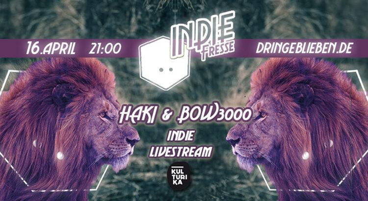 Indie Fresse Livestream 16-04-2020