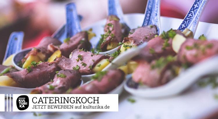 Catering Koch Jungkoch Job Köln - Commis de Cuisine Stellenangebot bei Kulturika