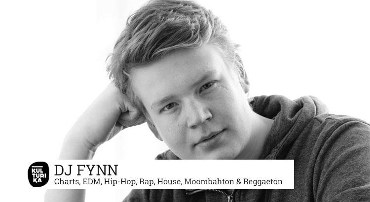 Kulturika DJs Köln präsentiert Köln DJ Fynn buchen