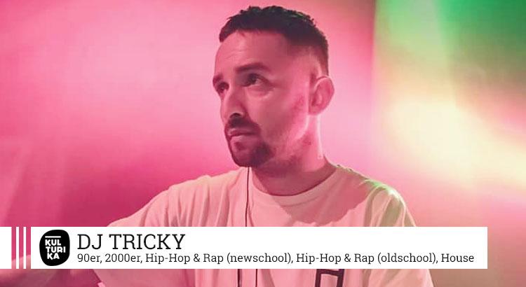Kulturika DJs Köln präsentiert Köln DJ Tricky buchen