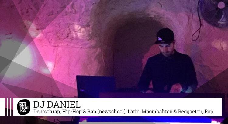 Kulturika DJs Köln präsentiert Köln DJ Daniel buchen