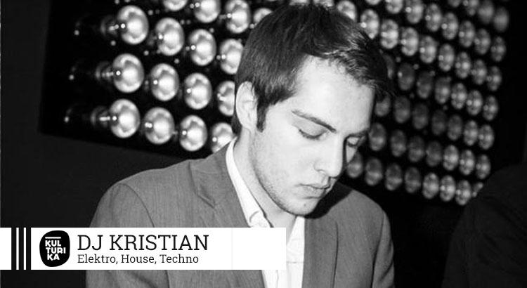 Kulturika DJs Köln präsentiert Köln DJ Kristian buchen