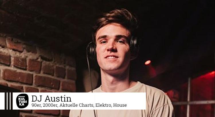 Kulturika DJs Köln präsentiert Köln DJ Austin buchen