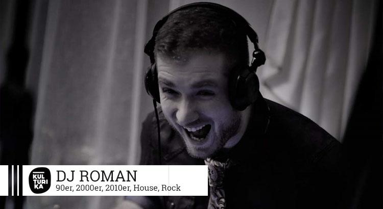 Kulturika DJs Köln präsentiert Köln DJ Roman buchen