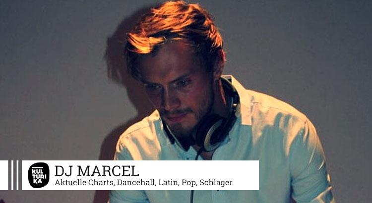 Kulturika DJs Köln präsentiert Köln DJ Marcel buchen
