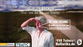 Jürgen Becker live im trafic