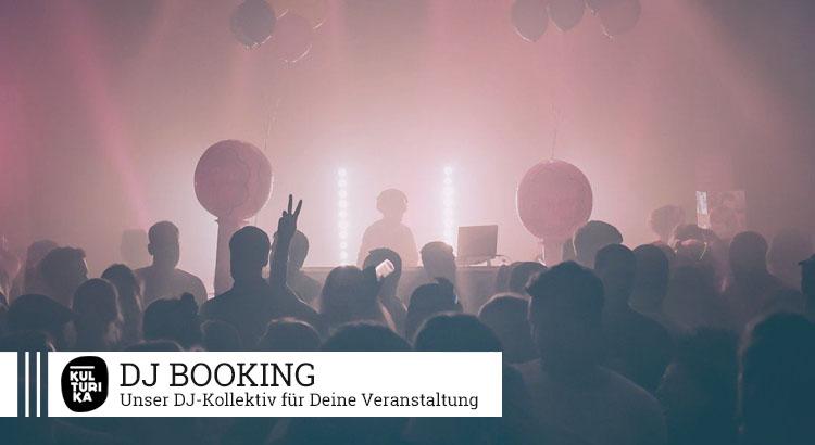 Kulturika DJ Booking - DJ mieten in Köln