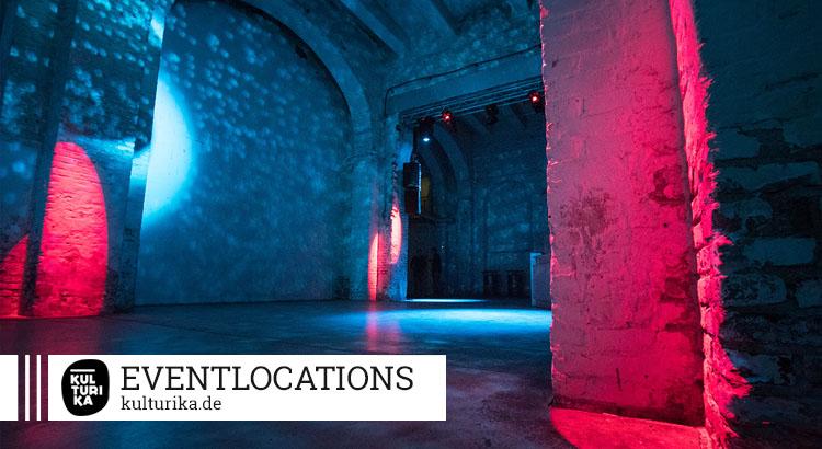 Kulturika Eventlocations mieten in Köln