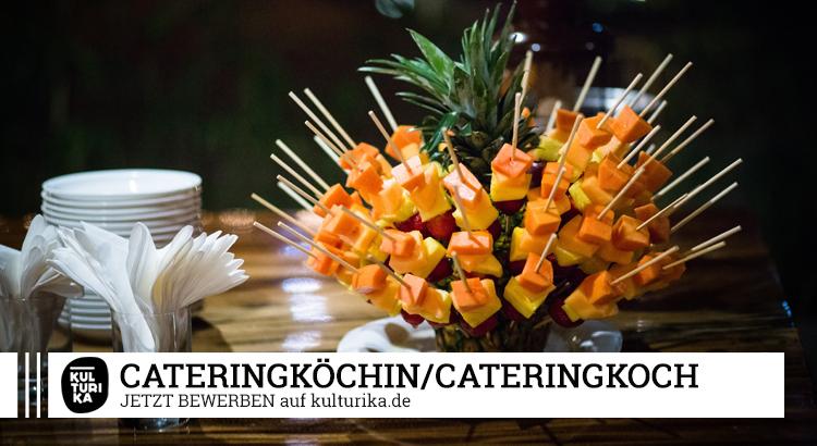 Kulturika Jobs Koeln Catering Koch Jungkoch gesucht