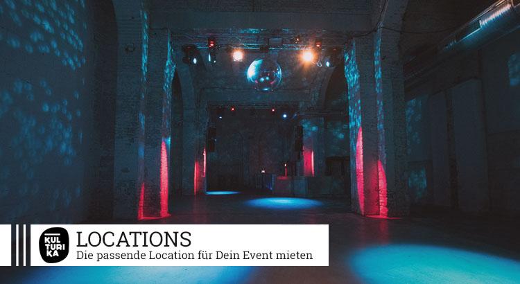 Location in Köln mieten bei Kulturika