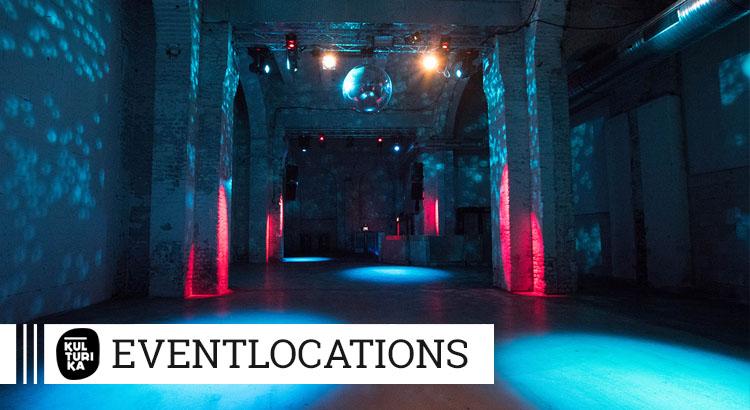 Kulturika Locations Köln - Eventlocation mieten