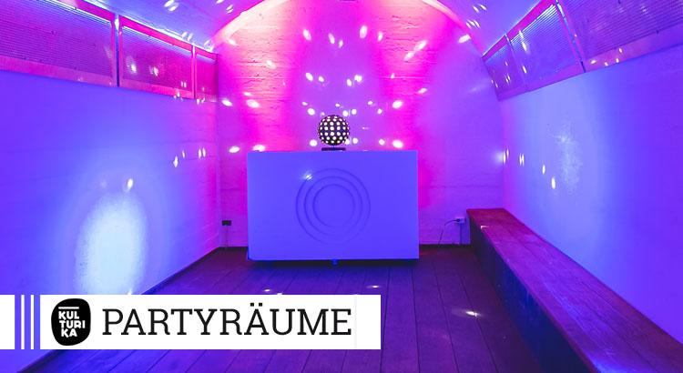 Partyraum in Köln mieten