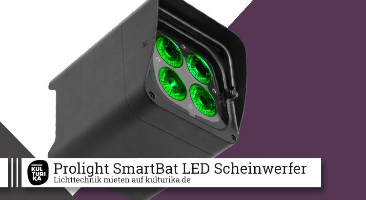 Kulturika Light-Technik Prolight Smartbat